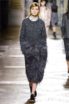 Dries Van Noten - Collections Fall Winter 2013-14 - Shows - Vogue.it
