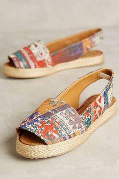 Chaussures à bride arrière Cannes Kaanas