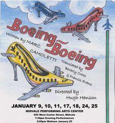 Pinnacle Acting Company's Boeing Boeing