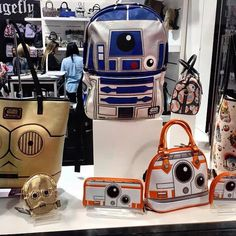 New 'Star Wars' Loungefly Bags For Days