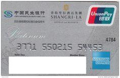 American Express Platinum   Shangri-La   CMBC
