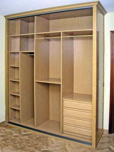Wardrobe with tv stand california closets bedroom - Armario ropa blanca ...