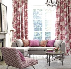Coleccion Orvieto @Romo_fabrics #fabrics #interiordesign