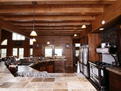 Featured Log Home 1 | Southland Log Homes