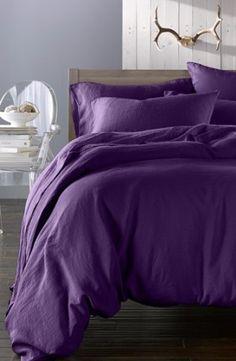 Merci Washed Linen Bedding Set