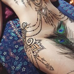 "1,211 Likes, 14 Comments - The Art of Mehndi&Erotic Henna (@ginkas_arts) on Instagram: ""Jewerly Bikini Garters Авторская эротическая роспись хной #GINKASEROTIC by @ginkasarts Henna…"""