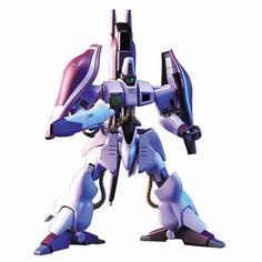 Mobile suit Gundam Z HGUC : AMX-003 Gaza C Haman Karn Custom Type