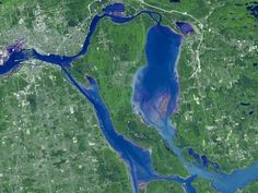 What Caused Record Water Level Rise in the Great Lakes - Eos