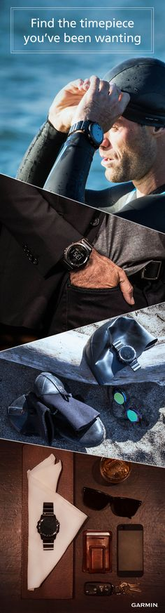 Our classic timepiece with rugged features makes fenix 3 a must have for the active business professional. Be the envy of the office or the trail sporting the GPS watch with smart notifications and outdoor navigation features like TracBack. The fenix 3 transitions perfectly between all of your activities and keeps you looking stylish in the process.