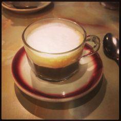 Espresso Macchiato @ Cafè Roma, NYC