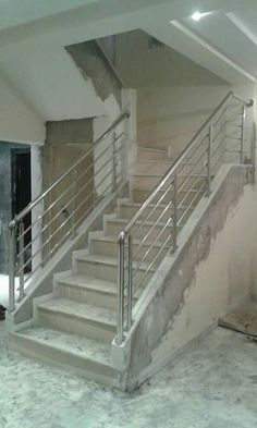 Stainless Steel Handrail Moderna Steel Handrail Stair Railing