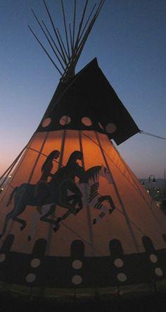 TIPI Gallery - Nomadics Tipi Makers