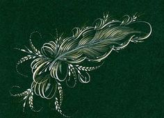 Ink Flourishes: The Spencerian Saga 2009