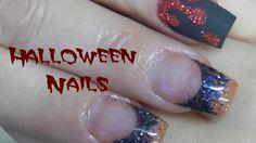 Halloween #Notpolish Nail Art by Black Swan Beauty