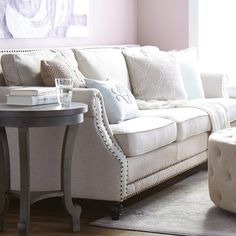 A room decorated in neutral tones – consider it your personal happy place.