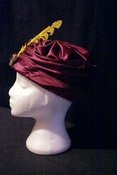 How to make a theatrical style turban