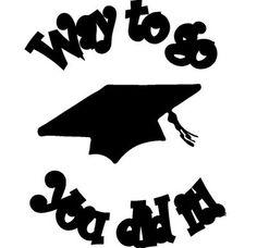 Graduation SVG free