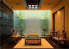 Chinese Interior Design Asian Interior Design, Chinese Interior, Asian Design, Interior Styling, Interior Ideas, Chinese Architecture, Interior Architecture, Oriental Restaurant, Chinese Restaurant