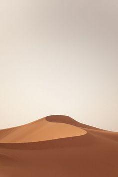 Dune in the Sahara