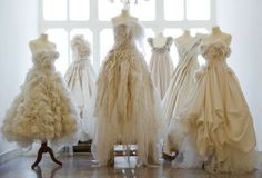 Ruffles, ruffles, ruffles - Check out more pins from StudioBlingNYC. Would love to have you follow me