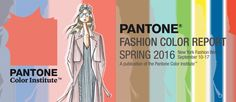 Colours 2016 – we know the trends of fashion colours for spring/summer 2016!