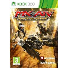 MX vs ATV Supercross Xbox 360 Game In MX vs ATV Supercross Xbox 360 you Rip jump and scrub your way around 17 tracks and try to cross the finishing line first against more than 40 official riders and harvest all that motocross glory Ch http://www.MightGet.com/march-2017-2/mx-vs-atv-supercross-xbox-360-game.asp