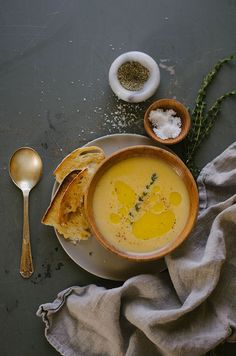A Daily Something | Recipe | Roasted Butternut Squash Soup