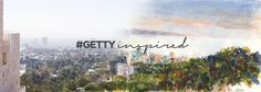 The Getty. | Have you been inspired by the Getty? We want to know! Share with us.