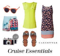 What To Pack for a Cruise | Packing tips and outfits for lounging poolside, exploring tropical islands, and formal dinners on the cruise ship!
