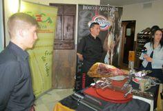 Muestra Gastronomica **Exquisitamente** En Restaurante Terranova Huelva