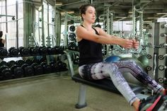 Weight training with proper form increases flexibility because you're repeatedly moving muscles, joints, and ligaments through their full ranges of motion #trainingprogram #flexibility #weighttraining #optimumhealth #bali #retreats