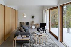 Chalet d'autore Il calore e la semplicità del design scandinavo caratterizzano…