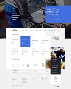 A Website Creation Guide For Creating Spectacular Compelling Websites Web Design Examples, Homepage Design, Web Design Trends, Website Layout, Web Layout, Layout Design, App Design, Website Design Inspiration, Lands End