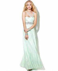 #Macys Prom Dress  Prom Perfect #2dayslook #PromPerfect #sunayildirim #anoukblokker  www.2dayslook.com