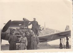 Foto Luftwaffe Flugzeug Me 109 G-6 Stab I./JG 3 Lille-Vendeville im November 43   eBay