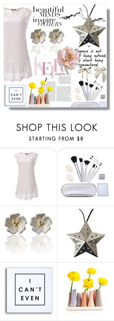 """""""#499 Newchic ~"""" by my-names-michi ❤ liked on Polyvore featuring Threshold, WALL, Dot & Bo and newchic"""