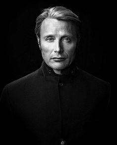 Mads Mikkelsen by Jason Bell