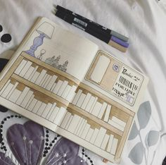 Bullet Journal Books to Read — Sweet PlanIt