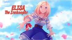 Elisa - The Innkeeper | S0FTERSIN backed this game project on 06/14/2016 (https://twitter.com/S0FTERSIN/status/742884451860893696). | #Kickstarter #Videogame #VisualNovel