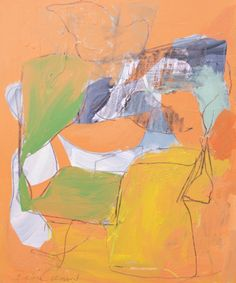 """Brian Coleman, """"From the Inside"""", Mixed Media on Canvas, 24x20 - Anne Irwin Fine Art"""