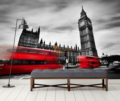 Big Ben, London, Building, Travel, Viajes, Buildings, Destinations, Traveling, Trips