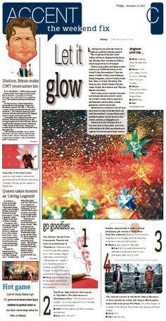 November 13, 2015#GrandForksHerald #Newspaperdesign #JanelleVonasek