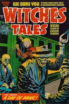 Witches Tales 22
