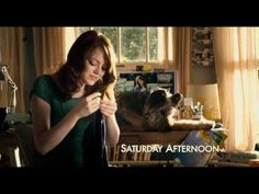My favourite scene from the movie Easy A, I can relate to spending a weekend like this in high school.