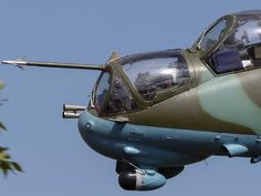 Aeronautics : Ukrainian Mi-24 helicopter 2014