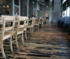 26 Best Reclaimed Oak Black Amp Tan Images Board Planks