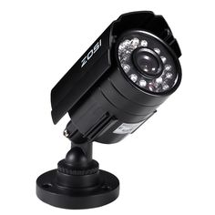 29.99$  Buy now - ZOSI 720P AHD 1280TVL CCTV Security Camera ,3.6mm Lens 24 IR LEDs, 65ft Night Vision ,Outdoor Whetherproof Surveillance Camera  #buyonline