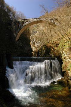 Vintgar Gorge, Bled, Slovenia Copyright: Mark Hutchison