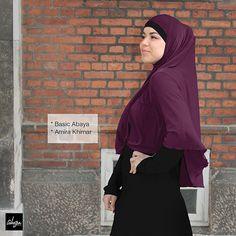 Basic Abaya & Amira Khimar