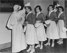 Nurses Caps/Pictures | Modern Day Nursing: Beyond Caps, Uniforms and Traditional Roles